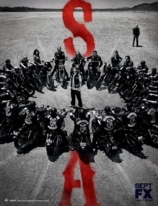 Sons of Anarchy returns for Season 5 with record ratings   TV Show News   Scoop.it