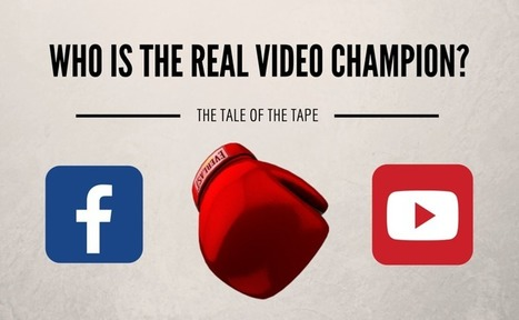 YouTube Vs. Facebook Video: Two Titans Face Off | MarketingHits | Scoop.it