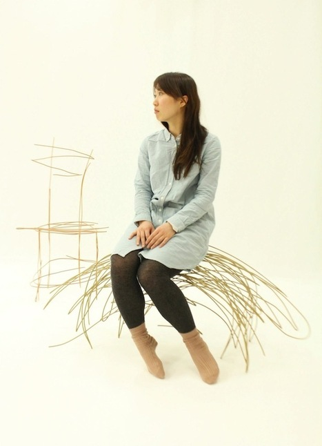 Playfully Unique Furniture Looks Like Everyday Scribbles | Structure and design | Scoop.it