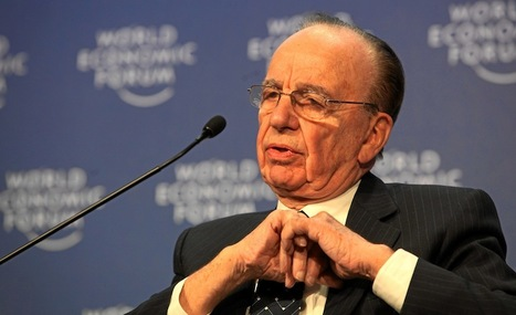 The newsonomics of Rupert Murdoch | Communication for Development (ComDev) | Scoop.it
