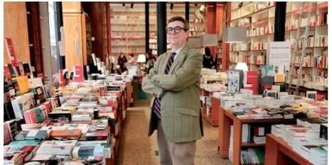 Le miracle plus que centenaire de la librairie Mollat | De la plume au clavier | Scoop.it