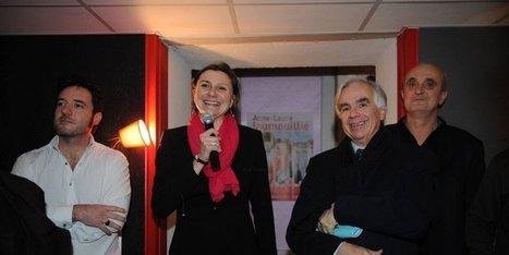 Jaumouillié inaugure avec Maxime Bono | Anne-Laure Jaumouillié - Municipales 2014 | Scoop.it