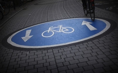 Do Bike Paths Promote Bike Riding? | green streets | Scoop.it
