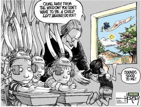 Week 2: No Child Left Behind Act | Change MOOC #CCK12 | #change11 MOOC | Scoop.it