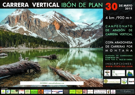 IV CARRERA VERTICAL IBÓN DE PLAN el 30 de mayo | Vallée d'Aure - Pyrénées | Scoop.it