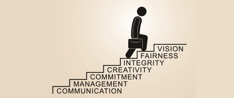 Management : 3 pratiques pour faire vivre les valeurs de l'entreprise | Emotions - Positiveness - Leadership | Scoop.it
