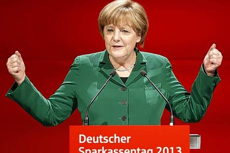 Brendan Simms: Can Angela Merkel forge a United States of Europe? | Eurocrisis | Scoop.it
