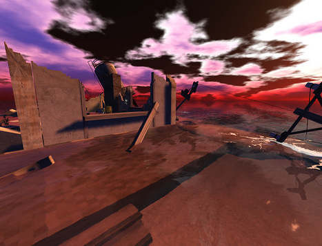 Honour's Post Menopausal View: Seanchai Library brings War of the Worlds to Second Life | Metaverse NewsWatch | Scoop.it