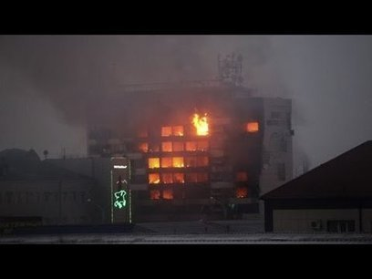 #WARNING 'Fierce Fighting in #Grozny #Chechen Capital Raises Specter of #ISIS Influence in Russia' | News You Can Use - NO PINKSLIME | Scoop.it