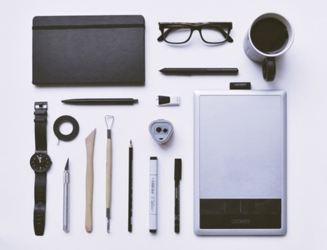 30 Inspiring Examples of #Knolling #Photography | Design Ideas | Scoop.it
