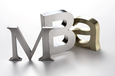 Want To Be An Entrepreneur? Then Get Your MBA (really ... | itsyourbiz | Scoop.it