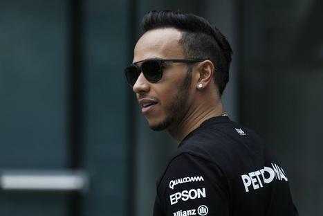 "Lewis Hamilton: ""The momentum is with me"" | Revue De Presse F1 | Scoop.it"