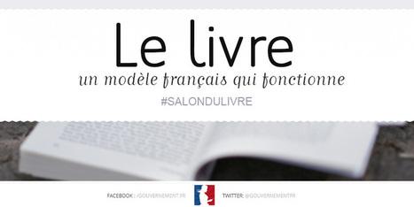 #salondulivre : découvrez les chiffres du secteur du livre | Sur les livres, l'édition, les mots: Infos, technologie, nouveautés... | Scoop.it