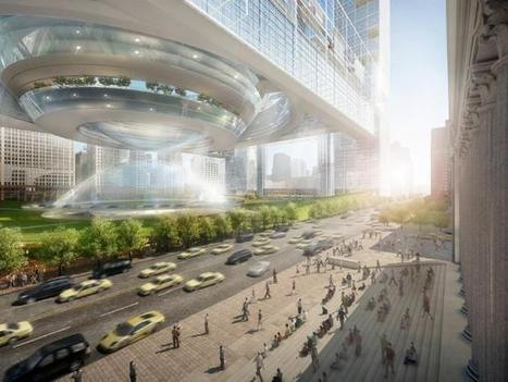 Four Visions of a New Penn Station. | METALOCUS | Transportation | Scoop.it