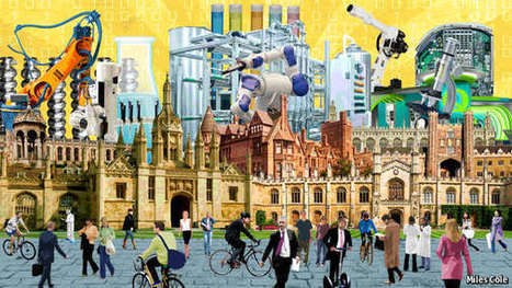 Getting to Cambridge | GDP Global: Country and City Branding and Image | Scoop.it