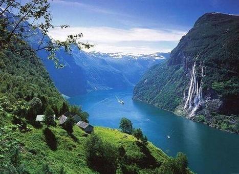 Twitter / earthposts: Seven Sisters Waterfall, ... | Waterfalls | Scoop.it
