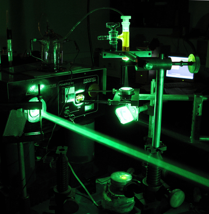 "Physicists Create ""Air Laser"" In Laboratory 