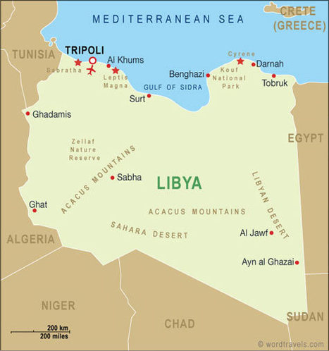 What Passes For Political Ferment in Libya   Coveting Freedom   Scoop.it