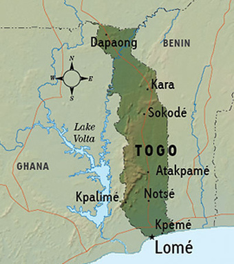 Togo Facts | Joanna's Offical Togo | Scoop.it