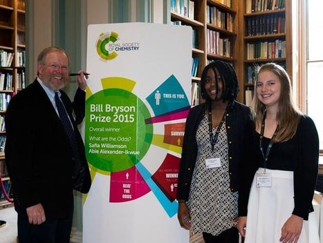 The Bill Bryson Prize for Science Communication 2015 | Stempra | Scoop.it