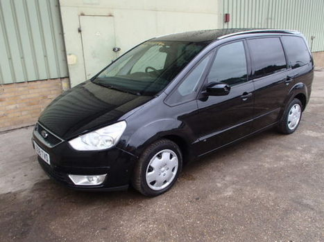 Salvage 2008 black Ford Galaxy Lx with VIN WF0MXXGBWM7 on auction | VEHICLES on Auction | Scoop.it