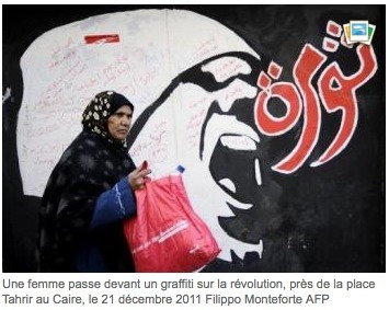 Les graffiti de la Révolution | Égypt-actus | Scoop.it