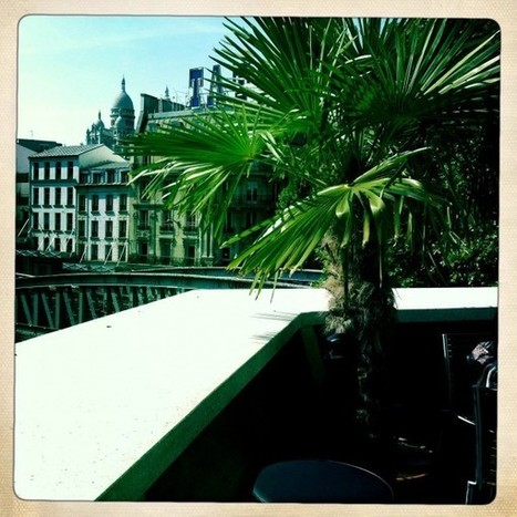 [Bar] Top 24 des bars rooftop de Paris, pour boire un verre sur un toit terrasse | Communication - Paris_Mode Pause | Scoop.it