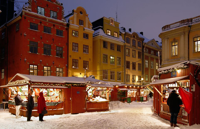 This is why Stockholm is a perfectly quirky winter wonderland