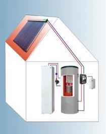 Combinaison VMC double flux + solaire - Olonne-sur-Mer  Cube France   Solaire thermique   Scoop.it