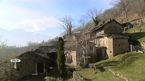 Italie. Offre speciale: villages à vendre - Francetv info | H&T | Scoop.it