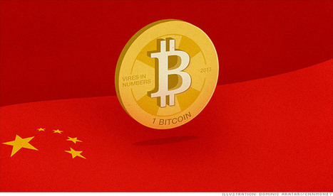 Why China wants to dominate Bitcoin | China: Media,Education,and Technology | Scoop.it