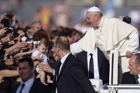 Climat : le pape en appelle au « courage » et à l'action urgente | Société | Scoop.it