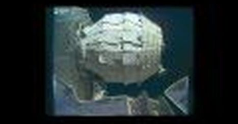 Watch the Space Station's first inflatable habitat grow in new  NASA time-lapse | ♡ James & Mary ♡ | Scoop.it