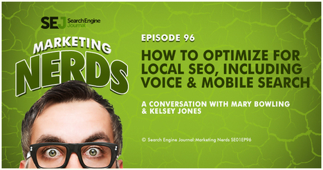 Mary Bowling on How to Optimize for Local SEO | SEJ | Social Media, SEO, Mobile, Digital Marketing | Scoop.it