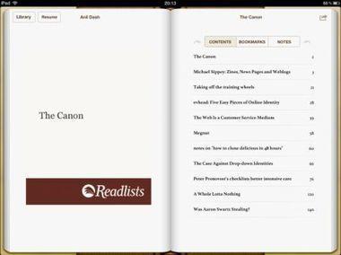 Readlists. Creez un ebook avec votre veille sur le web. | Social et Conservation | Scoop.it