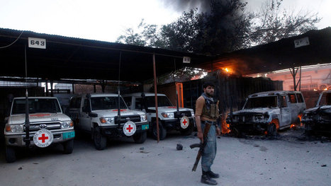 Attacks on Aid Workers Rise in Afghanistan, U.N. Says | associations humanitaires | Scoop.it