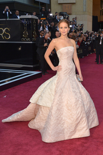 The 2013 Oscars Red Carpet | Fashion, Style & Design | Scoop.it