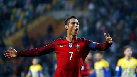 Cristiano Ronaldo cobró de Nike, KFC, Toyota y Konami a través de una sociedad de Irlanda. Noticias de España | Impuestos | Scoop.it