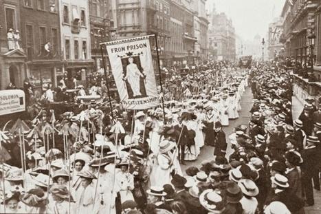 bitesize higher history britsuff suffrage revision