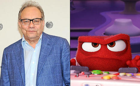 Lewis Black on working with Pixar: 'They understand how creativity works' | Creativity Scoops! | Scoop.it