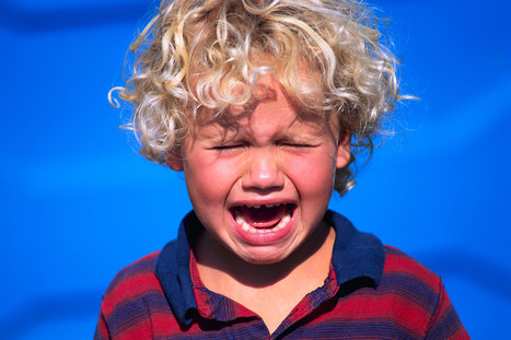 Coping With Tantrums | Early Childhood Teaching Resources | Scoop.it