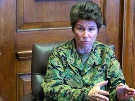 Parris Island leader says women can handle combat - Fox News | Women In Media | Scoop.it