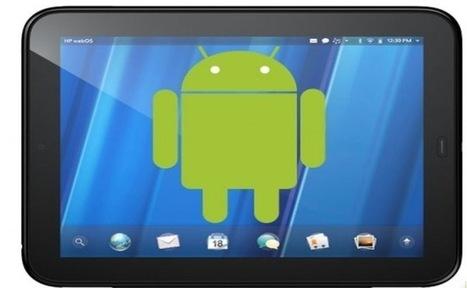 [Infographie] 28% des devices sous Android en France sont des tablettes | AGOTTE News | Scoop.it