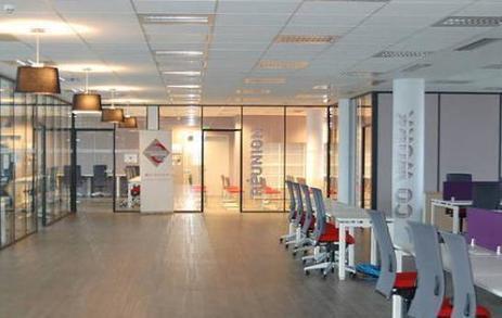 Le premier espace de coworking de Plaine commune ouvre à Aubervilliers - Le Parisien | Teletravail et coworking | Scoop.it