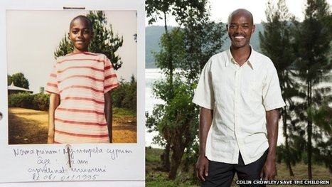 The Rwanda photographs that reunited families   Human Geography   Scoop.it
