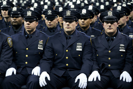 Maybe New York City Needs Older Cops for Community Policing | Police Problems and Policy | Scoop.it