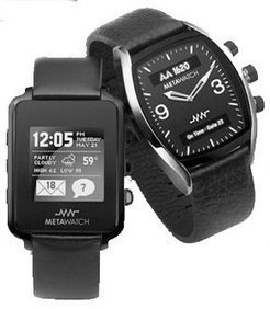 Texas Instruments Sells the MetaWatch, A Wearable Bluetooth 2.1 Watch Devkit For $139 | Embedded Systems News | Scoop.it