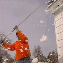 With more snow expected Sunday, have you checked your roof lately?   Edmonton Roof Snow Removal   Scoop.it