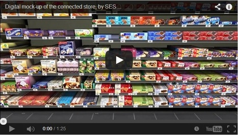 SES and Atos present first digital mock-up of the connected store | CONNECTED STORES | Scoop.it