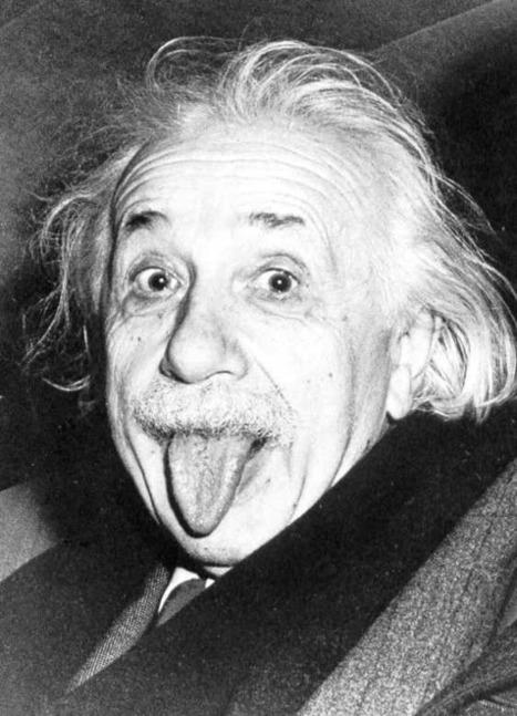 Urban Myths: Einstein Flunked Math | Teacher Tools and Tips | Scoop.it